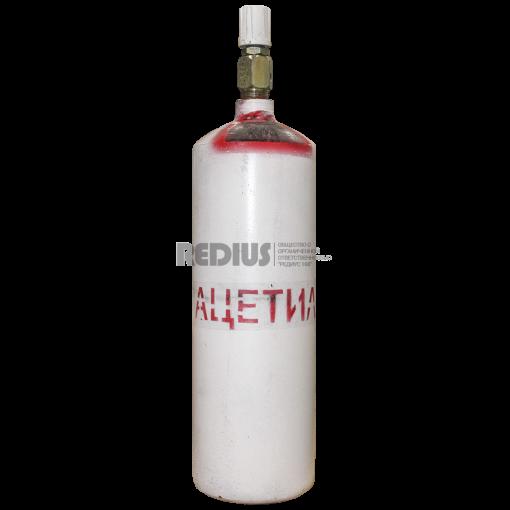 Баллон ацетиленовый 5 л (новый)