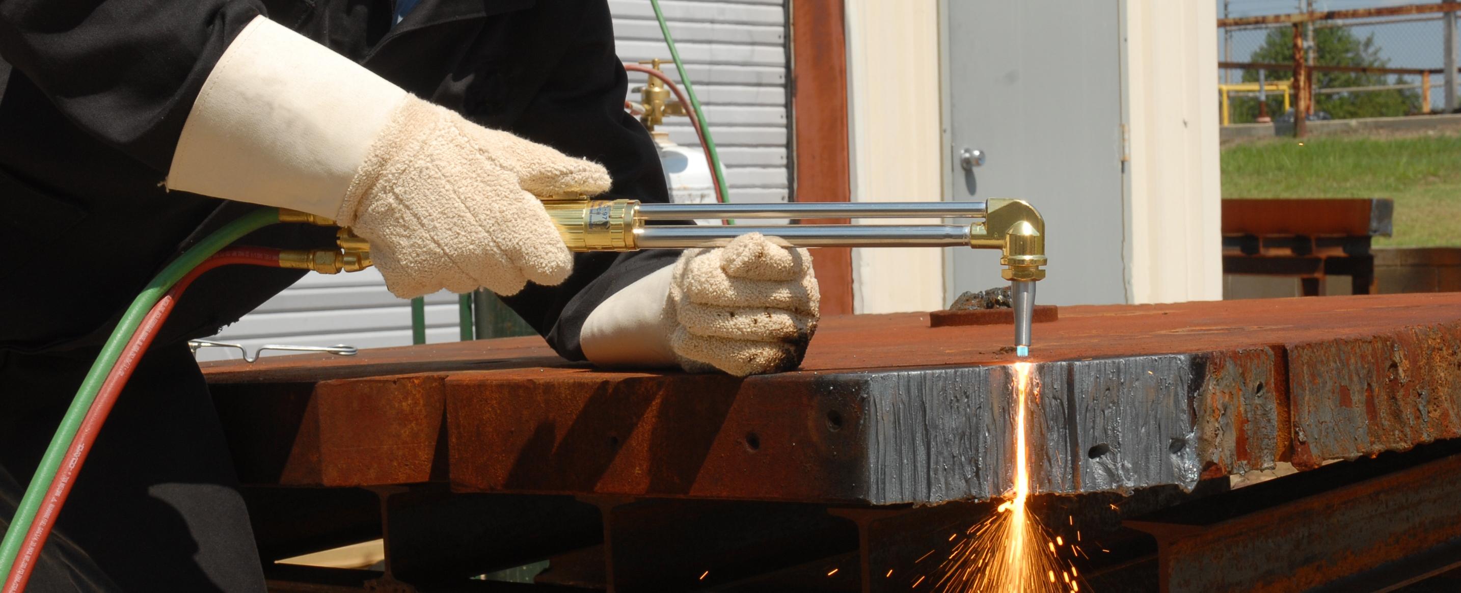 газовая сварка, безопасность