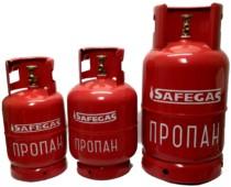 Пропановый баллон SAFEGAS 7,3 л